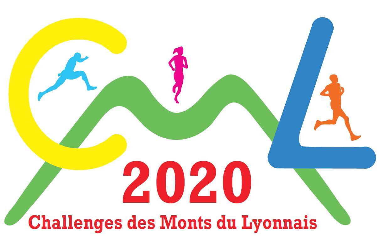 Challenge des Monts du Lyonnais (CML 2020) Logo